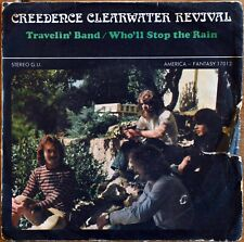 45t Creedence Clearwater Revival - Travelin' Band