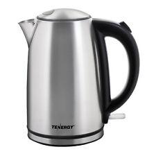 Tenergy 1.7L 1500W Stainless Steel Electric Tea Kettle Fast Boiling Tea Kettle