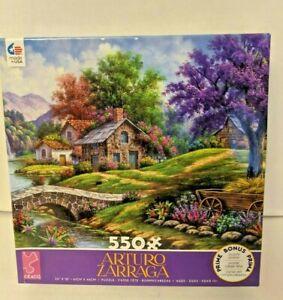 Ceaco Arturo Zarraga  550 Piece Puzzle