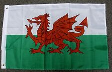 WALES  FLAG 2X3 UNITED KINGDOM GREAT BRITAIN WELSH COUNTRY  2'X3'  F1112