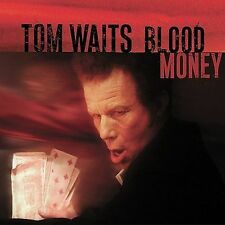 Tom Waits - Blood Money - NEW SEALED LP vinyl from 2002