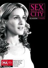 SEX & THE CITY : Season 3 - 3 Disc Set  - DVD # 849