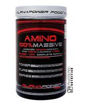 1000 Tabletten Amino 100% Massive Amino Eiweiß Muskelaufbau XXL DOSE