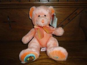 Russ Star-Scopes Birthday Zodiac Bear Leo 10 inch New with Tags Handmade