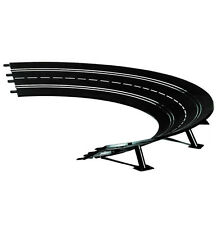 Carrera R2 High Banked Curve 2/30º slot car track, 6/pk 20575