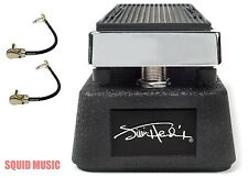 Dunlop JHM9 Jimi Hendrix Cry Baby Mini Wah Effect Pedal ( 2 MXR PATCH CABLES )