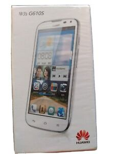 Android HuaWei G610s G610 3G Quad-core 1.2 GHz 1GB RAM 4GB ROM Mobile Phone