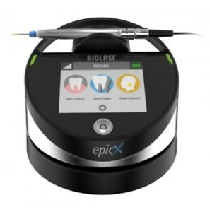 Dental Biolase Epic X Soft Tissue 10 Watt  Laser | Bleaching Handpiece | 30Tips