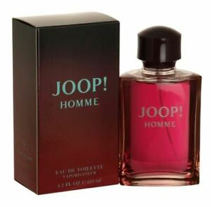 JOOP Homme EDT Mens Spray 125ml NEW BOXED