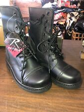 Rothco Black GI Style Combat Boot Men's - Size US 5 New #5075