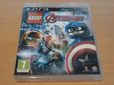 Sony PS3 Lego Marvel Avengers Game - Very Good Condition
