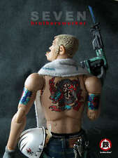 Hot Toys WINSON MA - BROTHERSWORKER SEVEN Color Version - 1/6 Classic Figure