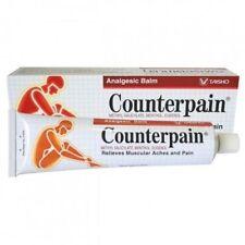 30g COUNTERPAIN HOT HEAT ANALGESIC WARM BALM CREAM MUSCLE PAIN TENSION RELIEF