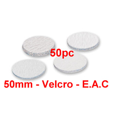 "50mm 240 Grits 50pcs Velcro Hook & Loop 2"" Sanding Discs Made By E.A.C UK"