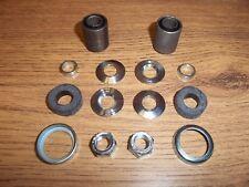 TRIUMPH HANDLEBAR RUBBER BUSH MOUNT KIT T120 T140 BONNEVILLE T150 T160 TRIDENT