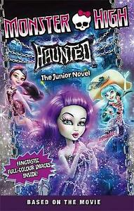 Good, Haunted: The Junior Novel 1 (Monster High), Finn, Perdita, Book