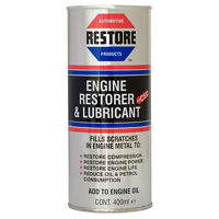 Noisy tappets? HLA Noise? Piston Slap? Try AMETECH ENGINE RESTORER OIL - 400ml