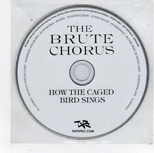 (FS956) The Brute Chorus, How The Caged Bird Sings - 2010 DJ CD