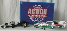 John Force Racing Collectible PONTIAC FIREBIRD CASTROL Force 1:24th  AUTOGRAPHED