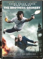 The Brothers Grimsby [New DVD] UV/HD Digital Copy