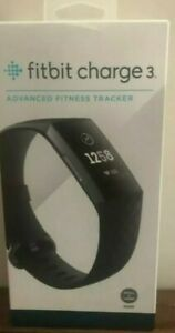 FITBIT Charge 3 - Black & Graphite, Universal***