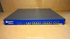 Juniper Networks SSG-140-SB SSG140 Secure Services Gateway 8X 10/100 2X GIGABIT