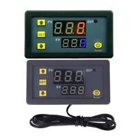DC 12V 20A 0-999H Digital Display Time Delay Relay Timing Timer Cycling Module