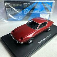1/43 AutoCult Avenue43 Opel Prototyp III Concept Germany 1972 ATC60025