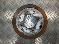 Mitsubishi Lancer 2005 Rear brake disc Petrol 100kW VEI7577