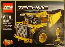 Lego Technic 42035 Mining Truck new in box