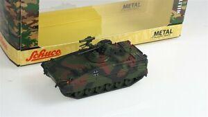 """MARDER 1A2 """"Bundeswehr"""" Camouflage - 1/87 - SCHUCO"""
