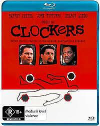 Clockers (Blu-ray, 2018) NEW