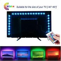 LED TV Backlight Strip Lights - RGBLED TV Neon bias Lighting Strips
