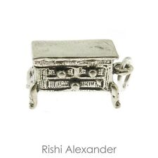 925 Sterling Silver Hope Chest Dresser Charm Made in USA