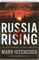 Russia Rising by Mark Hitchcock Advance Reader Copy Softcover Book