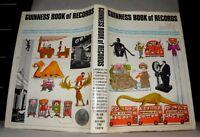 Guinness Book Of Records - HB/DJ, Norris & Ross McWhirter, 16th Ed 1969