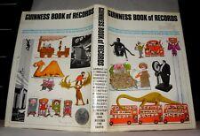 ** The Guinness Book Of Records - HB/DJ, Norris & Ross McWhirter, 16th Ed 1969