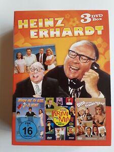 Heinz Erhardt - DVD Box  [3 DVDs] (2009)