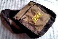 HOBBIT Backpack Daypack Olive/Black 13x13x5 Single Strap, Lots of Pockets NWOT