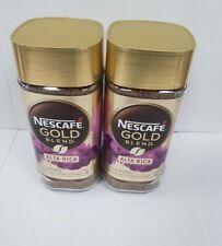 Nescafe Gold Origins Alta Rica Coffee Jar 2×100 g free P&P TRACKED
