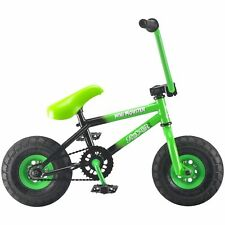 Balancín Mini Bmx Irok + Mini Monstruo Bicicleta - Verde