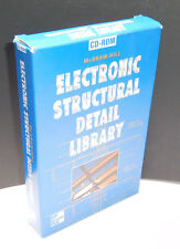 New McGraw-Hill Electronic Structural Detail Library CD-Rom Edition