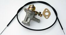 Heater Control Valve / Tap & Cable, for MGA MGB & MGB GT, MG BHA5298 & BHH679