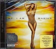 CD ♫ Compact disc «MARIAH CAREY ♪ ME I AM MARIAH... THE ELUSIVE CHANTEUSE» nuovo