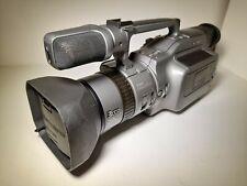Sony Digital Handycam DCR-VX1000E PAL camcorder low hours