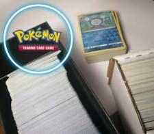 Pokemon 1000 Card Lot With 50 Holos! Near Mint!