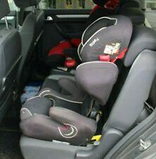 Kinderautositz Kiddy Cruiserfix Pro - schwarz mit ISOfix 15 kg -36 kg gebraucht