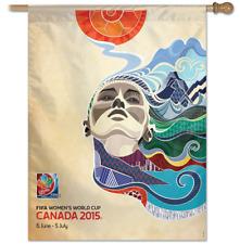 FIFA WOMEN'S WORLD CUP CANADA 2015 USA FLAG - WINCRAFT NIP