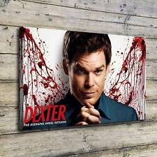 Dexter Asesino En Serie Paintings HD Print on Canvas Home Decor Wall Art Poster