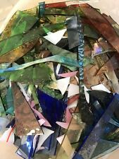 Stained Glass Offcuts  1kg